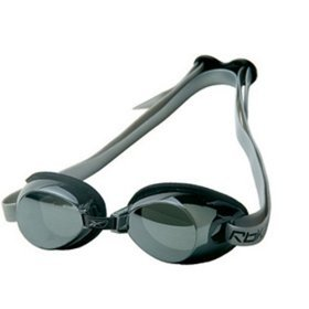 Nike REFLEX SWIMMING GOGGLES With Mirrored Lenses, by Nike