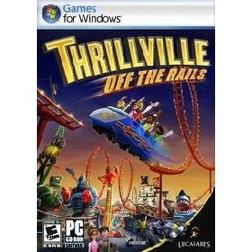 Thrillville: Off The Rails - (Windows PC)