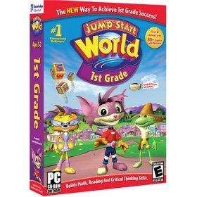 JumpStart World 1st Grade (CD-ROM)