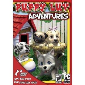 Puppy Luv Adventures - (Windows)