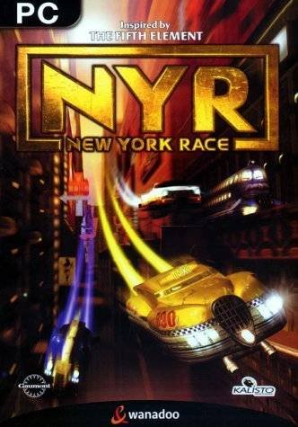 NYR: New York Race (PC) inspired by the movie the 5th element
