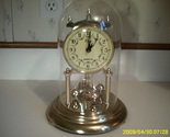 Gold Dome Clock, Mantel/Table Clock