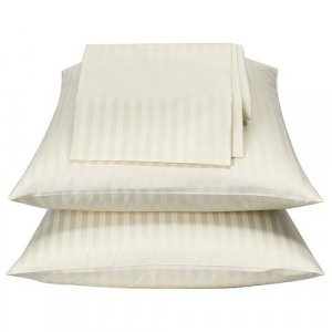 Damask Stripe Sheet Set - Full