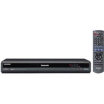 Panasonic DMR-EZ17P DVD Recorder with ATSC Tuner (Black)