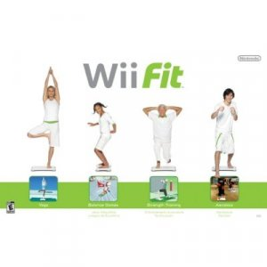 Wii Fit - by Nintendo, for Wii Video Game System