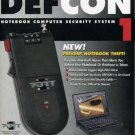 PORT Defcon 1 - Security Lock - Black