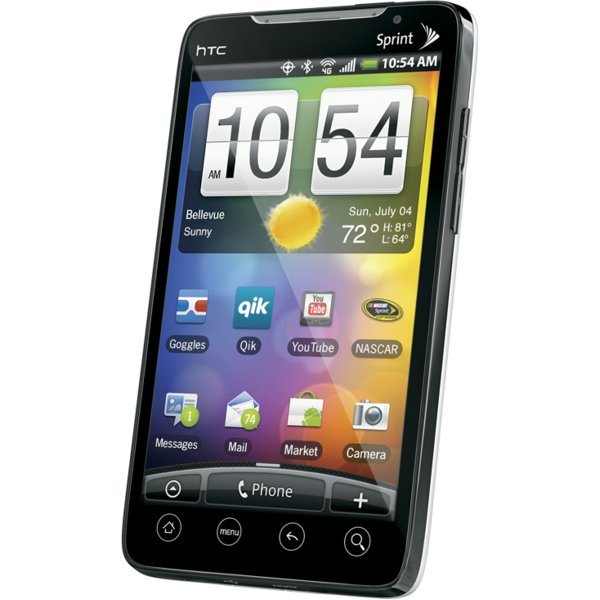 HTC EVO 4G Android Phone SPRINT No Contract Required