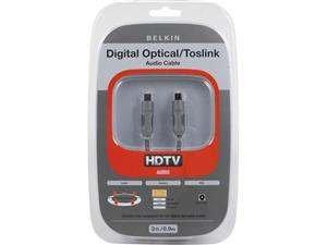 BELKIN PURE AV AM20002-03 3 feet Digital Optical Audio Cable M-M