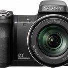 Sony Cybershot DSC-H9 8MP Digital Camera with 15x Optical Image Stabilization Zoom