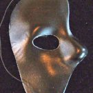 Black Phantom Half Mask Venetian Masquerade Party Fun