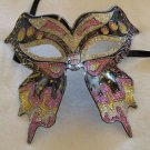 BUTTERFLY Mask Venetian Mask New Orleans Papillon #6 Mardi Gras Party Prom