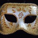 Leipzig Mask Mardi Gras Party Costume Venetian Brow Fun