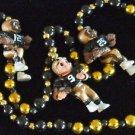 Saints Players New Orleans Mardi Gras Beads Football
