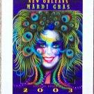 Andrea Mistretta Art 2003 Eyes In Disguise Mini-Print