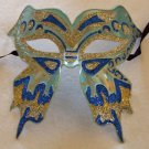 BUTTERFLY Mask Venetian Mask New Orleans Papillon #10 Mardi Gras Costume Party