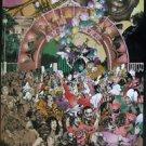 Zulu Mardi Gras Poster 1999 Louis Armstrong New Oreans
