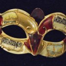 Venice Eye Mask Mardi Gras Costume Carnival Italy #5