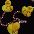 PRIEST Religious Rubber Duck Pastor Bible Beads DUCKS