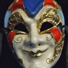 Venetian Mask Round Full Your Choice Colors Mardi Gras Masquerade Halloween Prom
