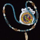 Alligator Tooth and Shell Necklace Swamp People Gator Special Edition Bayou 15
