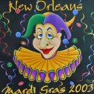 Carol Vila Jester Signed & Numbered Your Choice Art Print Mardi Gras New Orleans