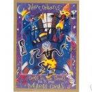 Michael Hunt 1998 Mardi Gras Art Party in the Street