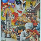 Larry Harris Join the Party Mardi Gras New Orleans ART