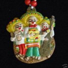 Mariachi Mardi Gras Beads Singing Band Mexico Necklace