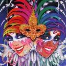 Andrea Mistretta Mardi Gras 2007 Revive New Orleans Art