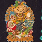 Mardi Gras Survivor Bead Necklace New Orleans Beads Parade Party Carnival Throw