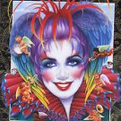 Mistretta 1999 Mardi Gras Artist Signed & Numbered #256 New Orleans Art