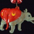 Rhinoceros RHINO Love YOU Mardi Gras Bead New Orleans