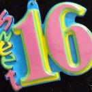 Sweet 16 Mardi MARDI GRAS COSTUME DRESS NEW BEADED WILD