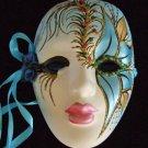 Wall Art Jester Lady Vine Your Choice Color New Orleans Mardi Gras Bourbon