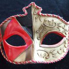 Braided Diamond Eye Mask Your Color Choice Mardi Gras New Orleans Costume Party