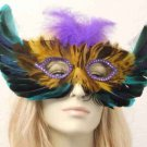 Woodland Imp Masquerade Ball Party Mask HALLOWEEN Rare