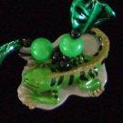 Chameleon Reptile Lizard Lizards Mardi Gras Bead Party