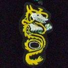 Chinese DRAGONS Dragon Sign Character Mardi Gras Beads