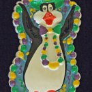 Penguin Mardi Gras Bead Necklace New Orleans Beads Carnival Parade