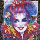 Mistretta 1999 Mardi Gras Artist Signed & Numbered #229 New Orleans Art