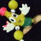 BANANA PINK HARD HAT Bananas Hats Mardi Gras Beads