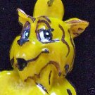 Mike the Tiger Mardi Gras Necklace Beads New Orleans