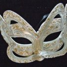 Venetian Half Mask YOUR CHOICE COLOR Mardi Gras Costume New Orleans Party