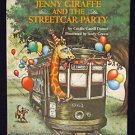 Jenny the Giraffe Street Car Party Hardcover New Orleans Carnival Parade