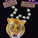 Tiger Mardi Gras Bead Necklace Your Choice New Orleans Geauz LSU Tigers Beads