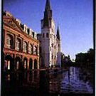 St. Louis Cathedral New Orleans Mardi Gras Art Print