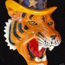 MIKE THE TIGER Mardi Gras Beads TIGERS Purple & GOLD