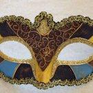 Regal Eye Mask Mardi Gras Mask Venetian Costume Party 5