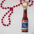 VooDoo Hard Brew Bottle Opener Beads Mardi Gras Party!