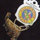 Gator Tail Key Chain Potion Magic MAGIX Voodoo Cajun Bayou Power Spell